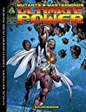img - for Mutants & Masterminds: Ultimate Power Sourcebook book / textbook / text book