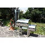 "Einhorn® - Rusty´s smoking BBQ ""Black Forest"" - RSSBBQ600"