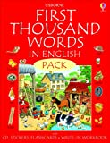 First 1000 Words Pack - English (First Thousand Words)