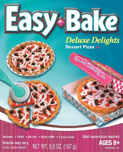 Diy easy bake oven pizza