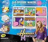 Crayola Hannah Montana 3D Episode Maker