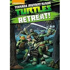 Teenage Mutant Ninja Turtles: Retreat on DVD March 10th from Nickelodeon