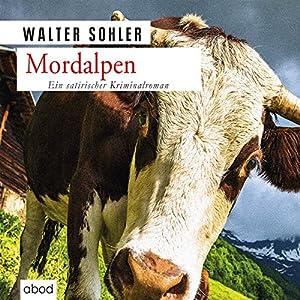 Mordalpen Audiobook