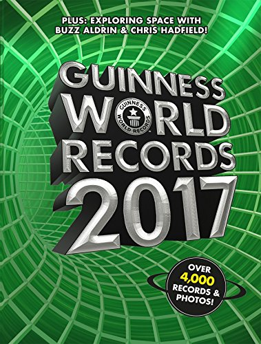 Guinness World Records 2017 JungleDealsBlog.com