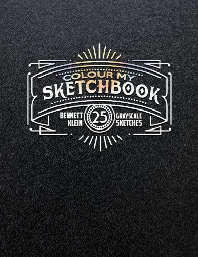 Download Colour My Sketchbook: Adult Colouring Book