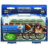Dremel EZ688-01 EZ Lock Mini Cutting Kit for Metal and Plastic
