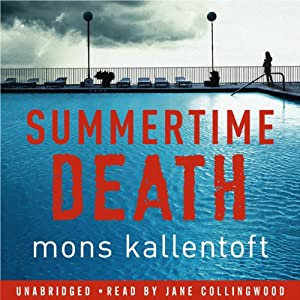 Summertime Death Audiobook
