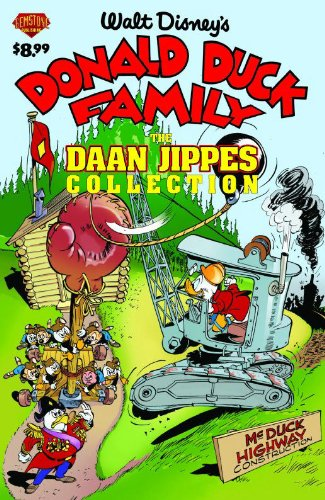 Donald Duck Family, Volume 1: The Daan Jippes Collection