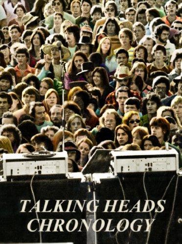 【日本語字幕・テキスト完全対訳付】クロノロジー~グレイト・ライヴ1975-2002(デラックス盤)【初回生産限定48pハードバックカヴァー仕様】/トーキング・ヘッズ [DVD]