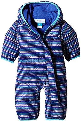 columbia-snuggly-bunny-bunting-traje-infantil-color-raya-de-uva-de-luz-talla-3-6