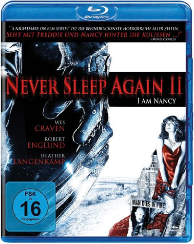 Never Sleep Again 2: I am Nancy [Blu-ray] [Edizione: Regno Unito]