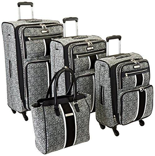 ninewest-naia-four-piece-set-black-white-one-size