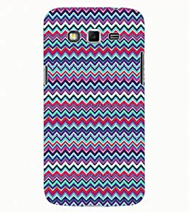 ColourCraft Tribal Pattern Design Back Case Cover for SAMSUNG GALAXY GRAND 2 G7102 / G7106