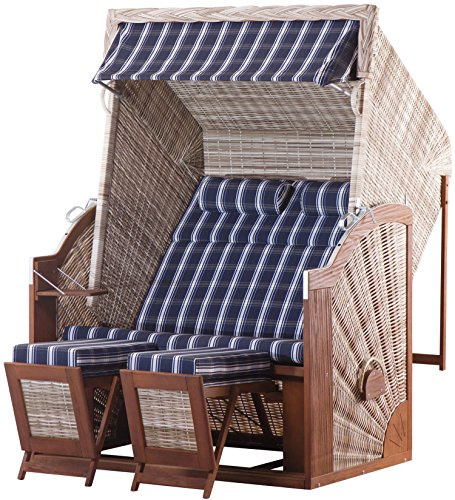 beach-chair-trendy-by-devries-pure-classic-xl-sun-pe-seashell-415-including-protective-cover-for-bea