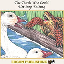 The Turtle Who Could Not Stop Talking: Palace in the Sky Classic Children's Tales Audiobook by  Imperial Players Narrated by  Imperial Players