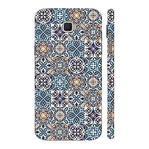 Enthopia Designer Hardshell Case Top Tiles Back Cover for Samsung Galaxy J7 Prime SM-G610F