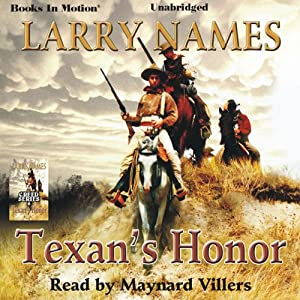Texan's Honor: Creed Series, Book 6 | [Larry Names]