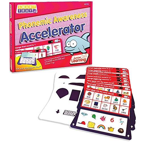 Junior Learning Phonemic Awareness Accelerator (Smart Tray compare prices)