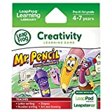 LeapFrog Explorer Learning Game Mr. Pencil Saves Doodleburg (works With LeapPad & Leapster Explorer)