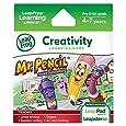 LeapFrog Explorer Game: Mr. Pencil Saves Doodleburg (for LeapPad and Leapster)