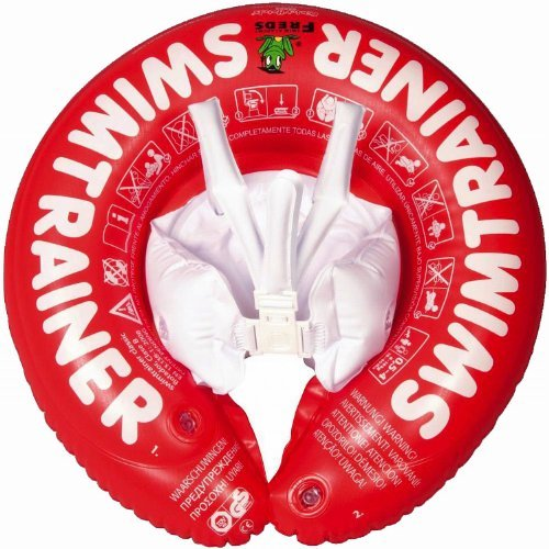 """Fred'S Swim Academy Swimtrainer """"Classic"""" - Red (3 Months - 4 Years) Children, Kids, Game front-1008322"""