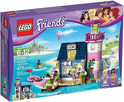 LEGO乐高 好朋友系列  41094 心湖城灯塔 图片