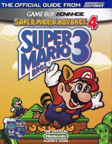 The Official Guide from Nintendo Power, Game Boy Advance, Super Mario Advance 4, Super Mario Bros. 3