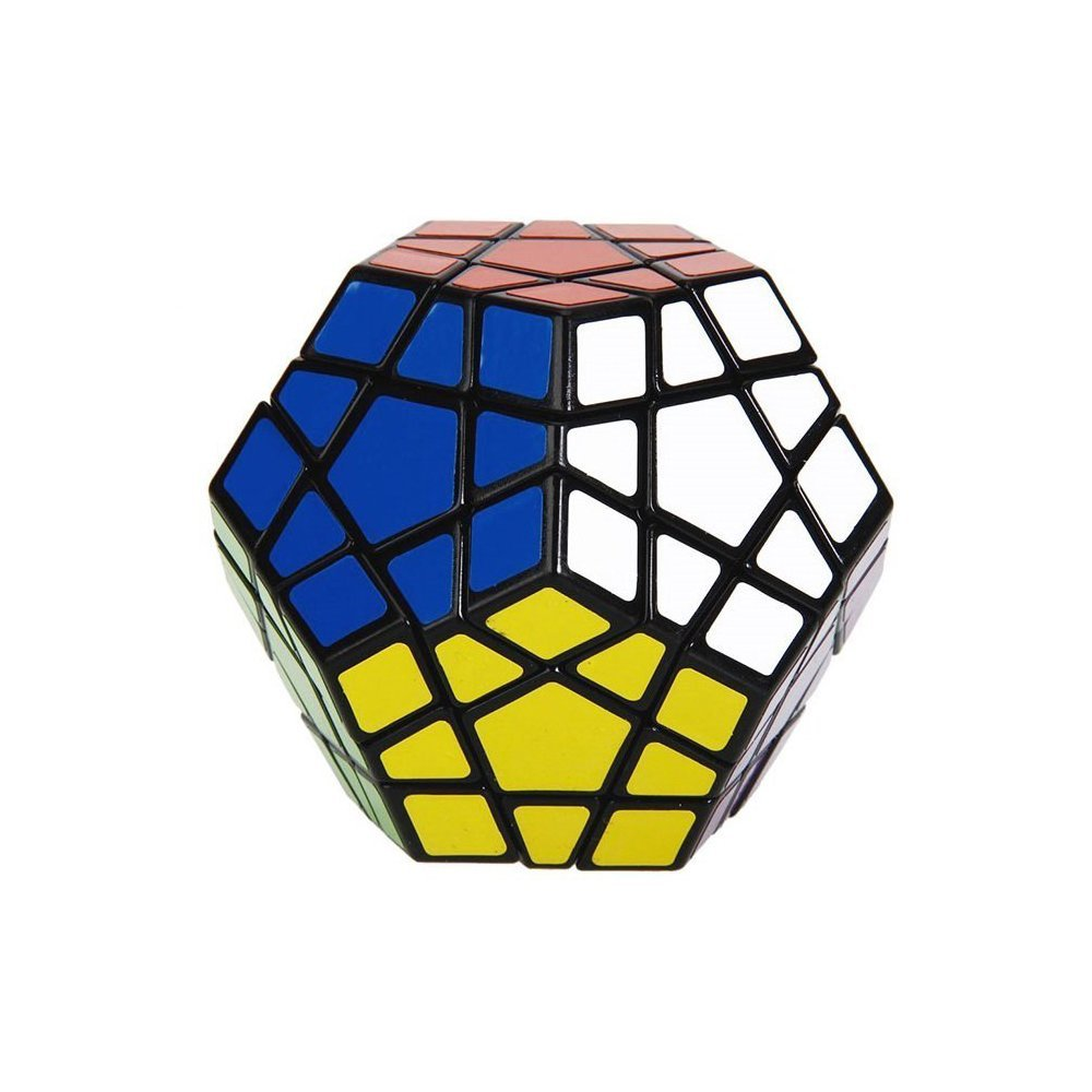 Co coloring games for 4 year olds online - Shengshou Megaminx Black White Speed Cube Color May Vary