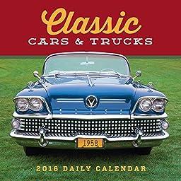 Turner Cars & Trucks 2016 Photo Daily Boxed (8970007)