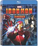 Iron Man: Rise of the Technovore Bili...
