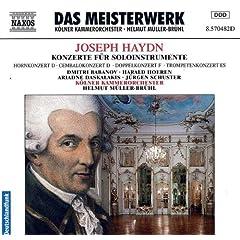 Trumpet Concerto / Horn Concerto No. 1