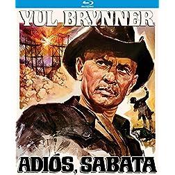 Adios, Sabata [Blu-ray]