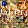 Vivaldi - Gloria � Handel - Gloria � Dixit Dominus / English Baroque Soloists � Monteverdi Choir � Gardiner