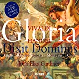 Vivaldi: Gloria / Handel: Dixit Dominusby The Monteverdi Choir