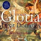 Vivaldi: Gloria / Handel: Dixit Dominusby The Monteverdi Choir