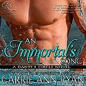An Immortal's Song: Dante's Circle, Book 6 | Carrie Ann Ryan