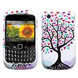 61kcA8e5xAL. SL160  MyBat BlackBerry Curve 8520 / 8530 / 9300 / 9330 Phone Protector Cover   Love Tree