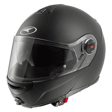 AXO mS1P0015 k02 casque de mode, taille xS (noir mat)