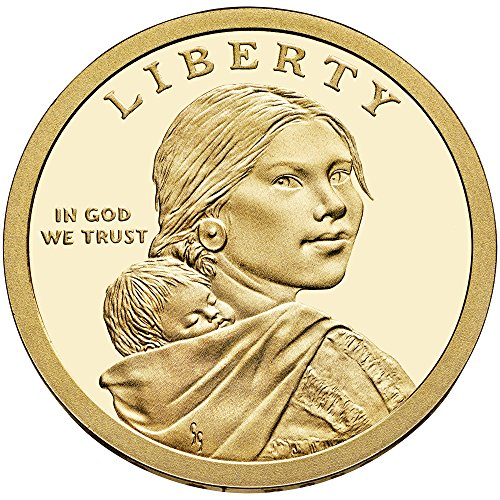 Sacagawea Dollar 2014 S Gem Proof At