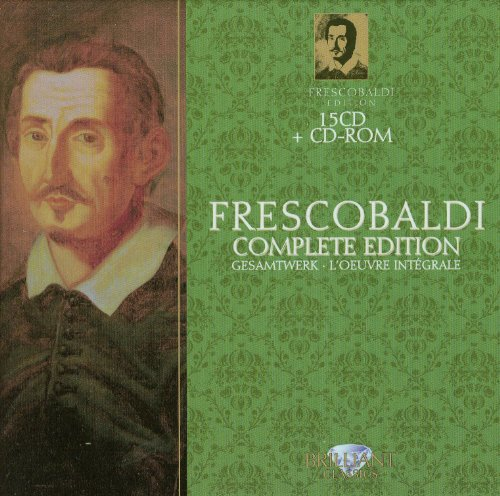 Frescobaldi: Gesamtausgabe