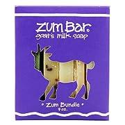 Zum Bar Goats Milk Soap Zum Bundle -- 9 oz