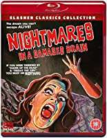 Nightmares in a Damaged Brain [Blu-ray]