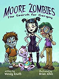 Moore Zombies: The Search For Gargoy by Wendy Knuth ebook deal