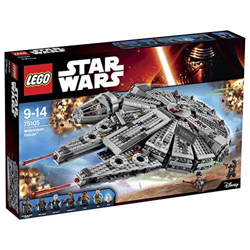 LEGO-Star-Wars-Millennium-Falcon-75105-Building-Kit