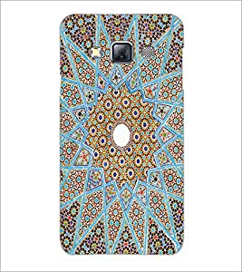 SAMSUNG GALAXY A3 PATTERN Designer Back Cover Case By PRINTSWAG