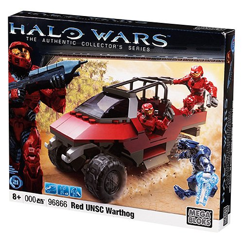 Halo Wars Mega Bloks Metalons Kids Authentic Collectable Magnetic ...