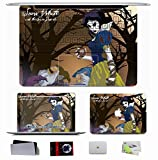 10 PCS Macbook Pro 13.3 Inch Decal Sticker Skin (Also have Pro/Air 11 13 15) - Nature Snow Cartoons Disney Company Princess Snow White Artwork Jeffrey Thomas Disney Princesses Twisted Nature Snow