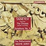Taneyev: Overture The Oresteia, Symph...