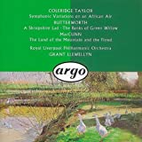 Coleridge-Taylor-Ballade-Symphonic Variat&O d-Llewellynroyal Liverpool Phil Orch
