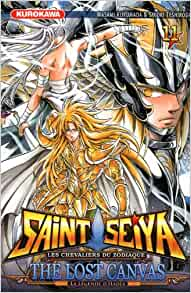 Saint Seiya - The Lost Canvas, Tome 11 (French Edition
